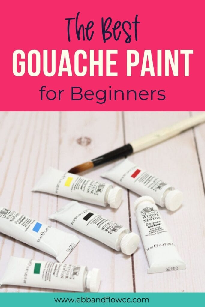 the best gouache paint for beginners