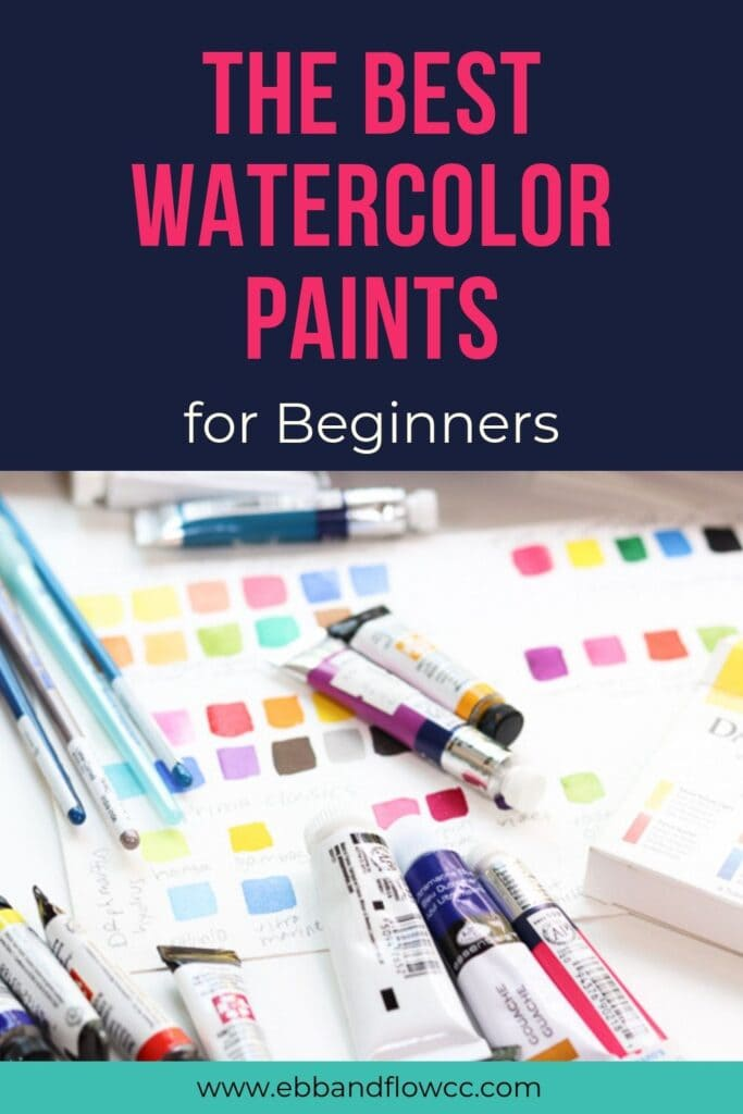 the best watercolor paints for beginners