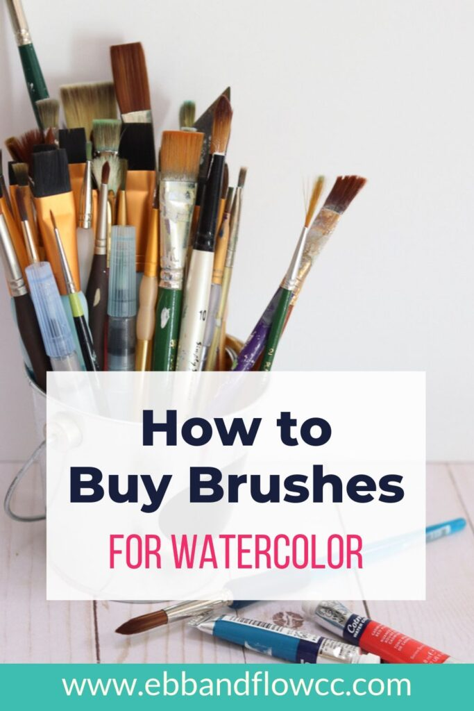 how to buy brushes for beginners