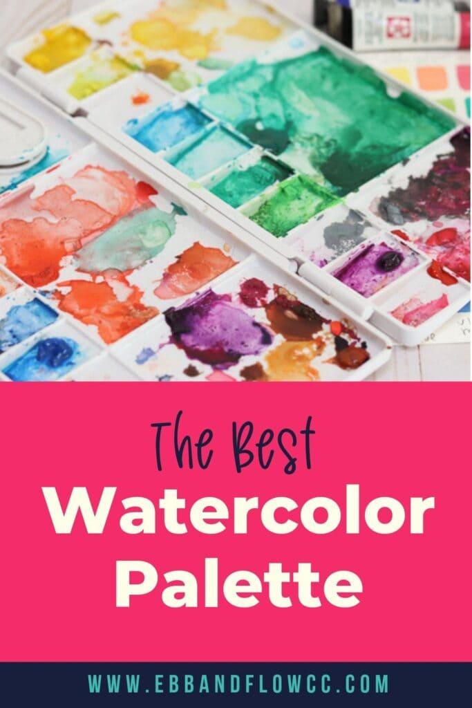 the best watercolor palette