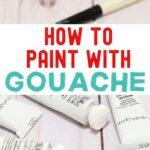 pin image - tubes of gouache