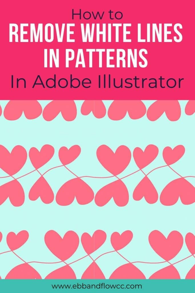 remove patterns in illustrator