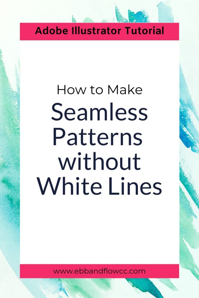 seamless patterns without lines