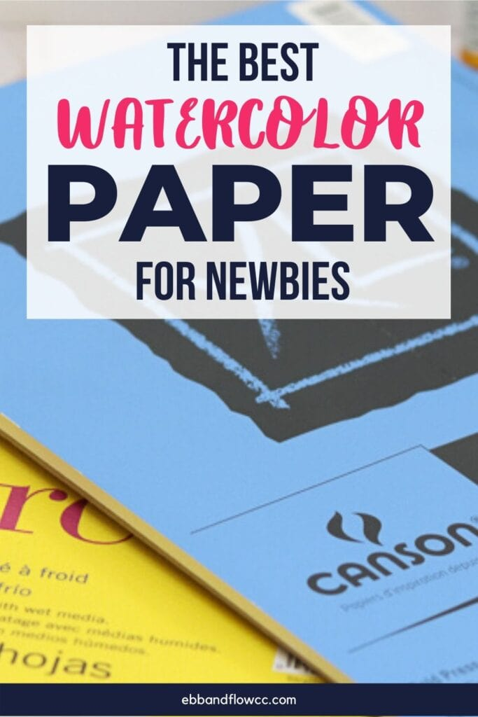 watercolor paper for newbies