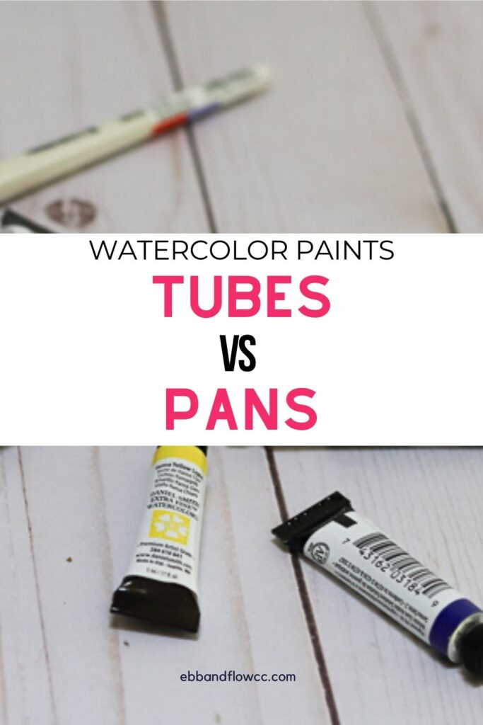 watercolor types