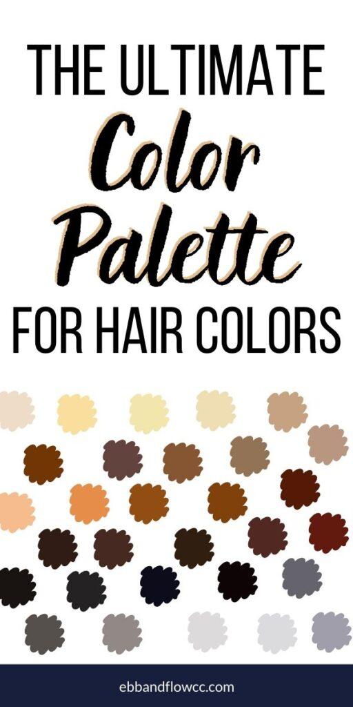 pin image - color palette