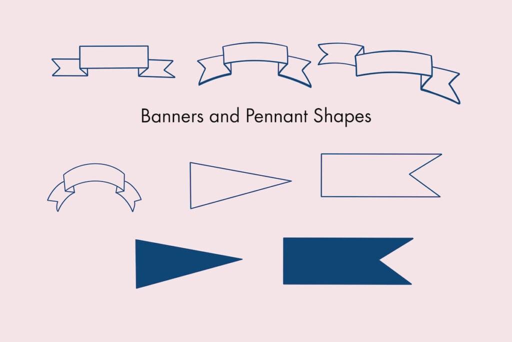 banner brushes for procreate