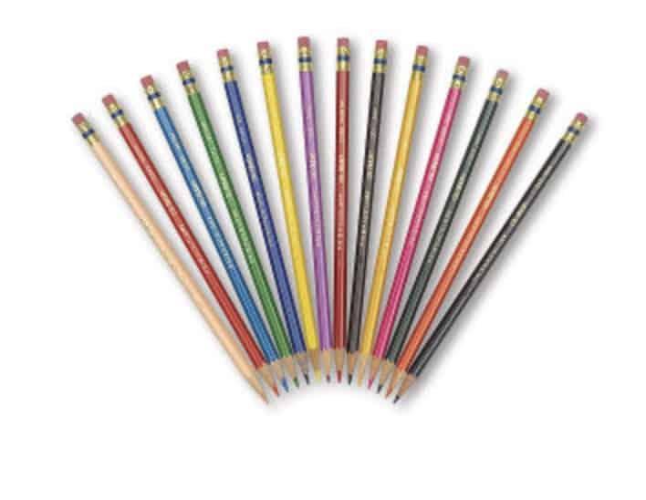 colerase pencils