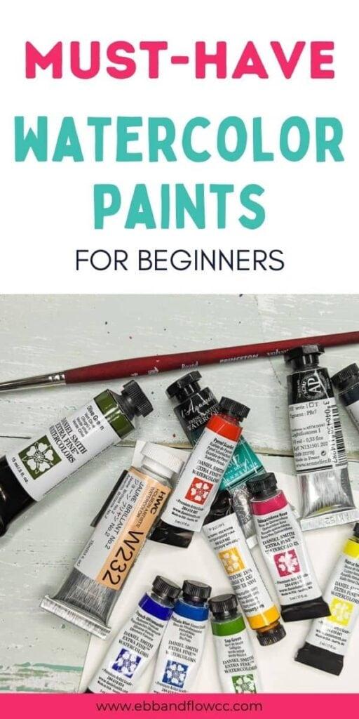 pin image - watercolor tubes
