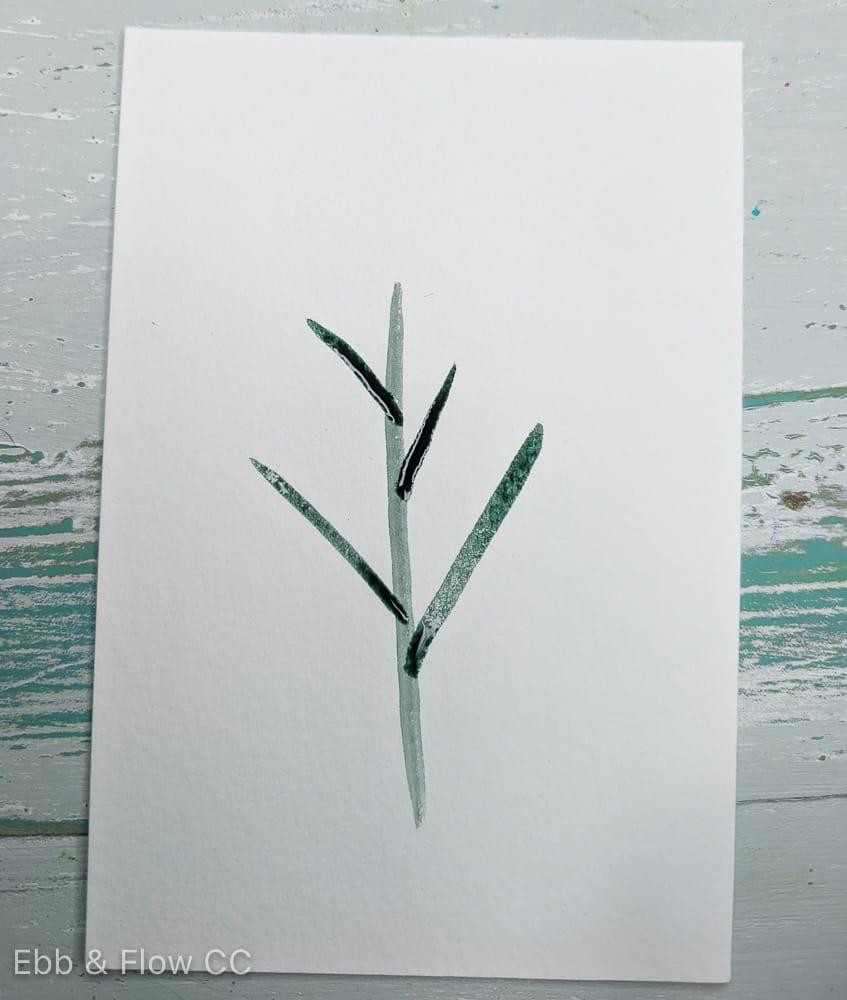 stem for branch