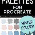 pin image - color swatches with text overlay
