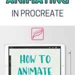 """pin image - ipad with """"how to animate"""""""