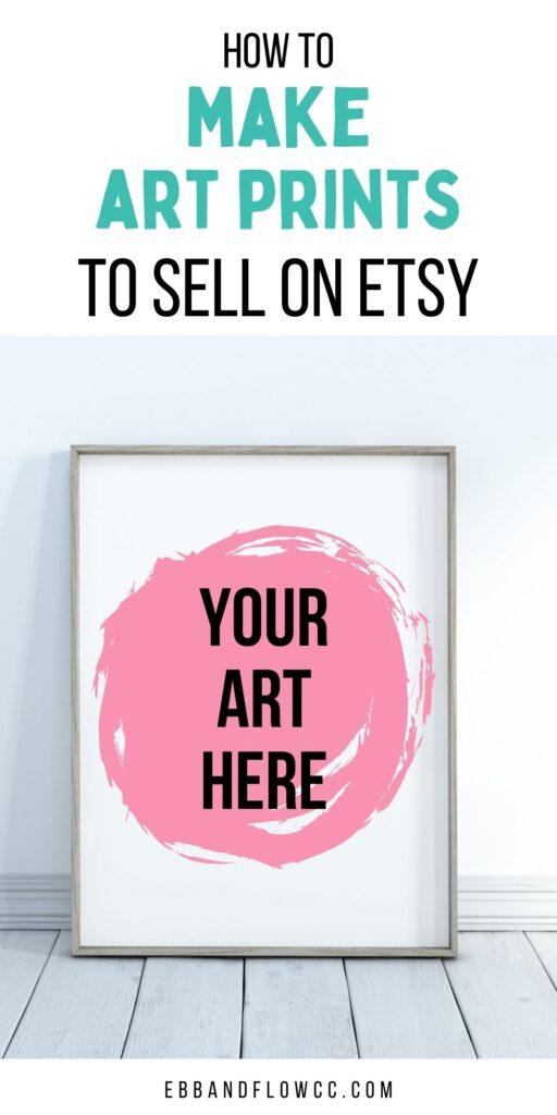 pink splotch on frame